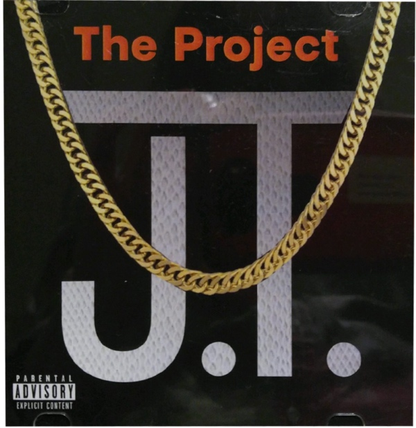 John Tucker CD The Project